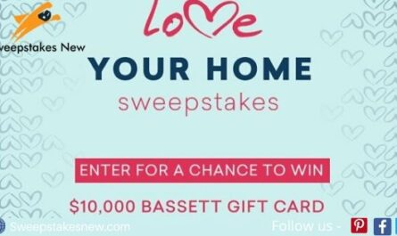 Bassett $10K Gift Card Sweepstakes