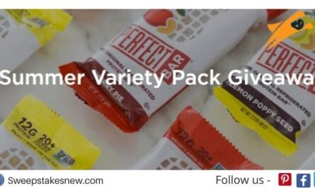 Perfect Snacks Summer Variety Pack Giveaway