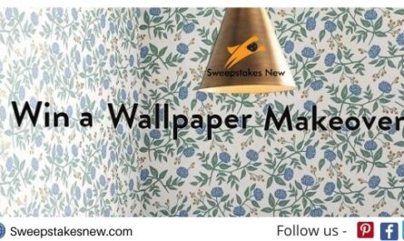Domino Win a Wallpaper Room Makeover Sweepstakes