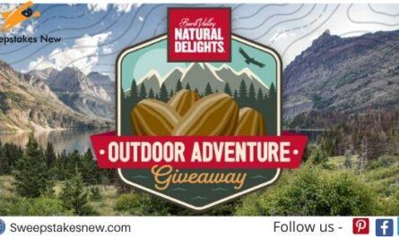 Natural Delights Outdoor Adventure Giveaway