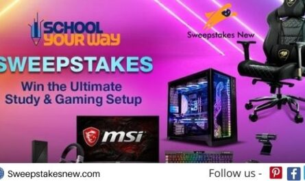 Newegg Complete PC Gaming Setup Giveaway