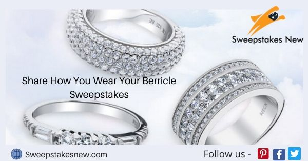 Share How You Wear Your Berricle Sweepstakes