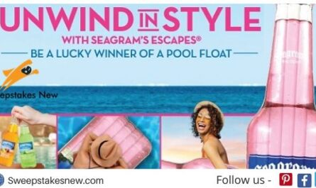 Seagram's Escapes Sweepstakes