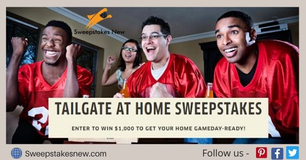 Boulevard Tailgate Sweepstakes