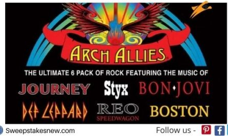 LAZER 103.3 Arch Allies TNA Email Sweepstakes