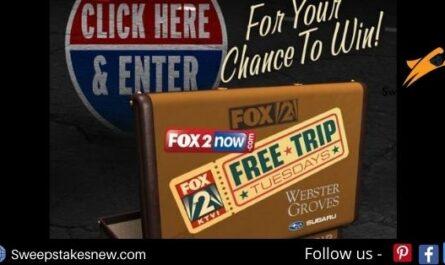 KTVI FOX 2 Free Trip Tuesday Sweepstakes