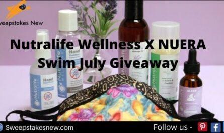 Nutralife Wellness X NUERA Swim July Giveaway