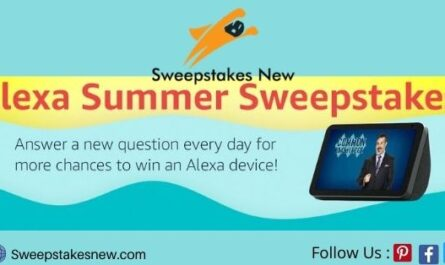 Game Show Network's Alexa Summer Sweepstakes