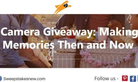 Kayak RV Share Camera Giveaway