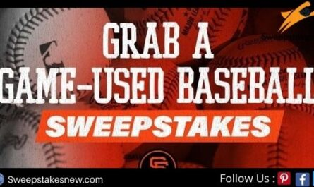MLB Grab a Game Used Baseball Sweepstakes