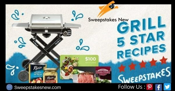 Reese Specialty Summer Grilling Sweepstakes