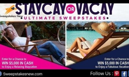 GateHouse Media Cash Sweepstakes