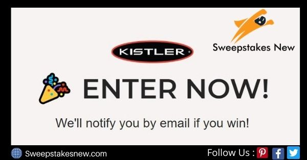 Kistler Rods Custom Fishing Rod Bundle Sweepstakes