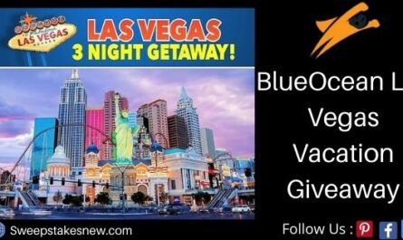 BlueOcean Las Vegas Vacation Giveaway