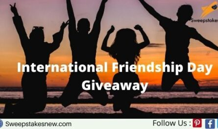 International Friendship Day Giveaway