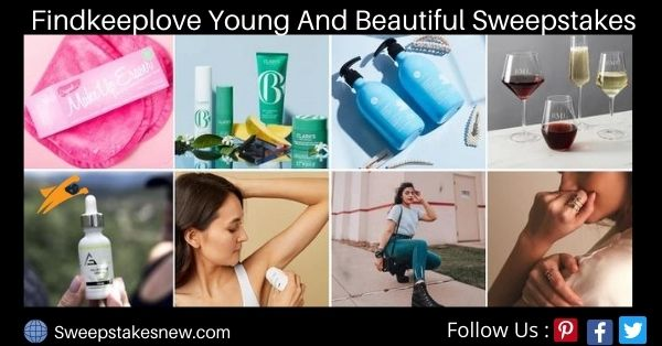 Findkeeplove Young And Beautiful Sweepstakes