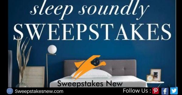 Tempur-pedic Sound Sleep Mattress Sweepstakes