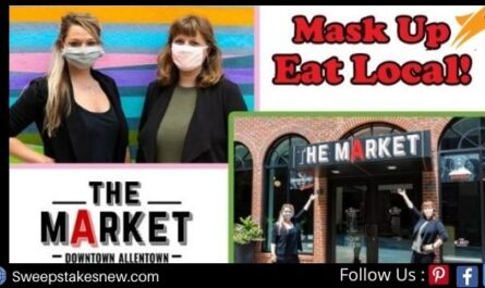 Mask Up Eat Local With The Downtown Allentown Market Contest