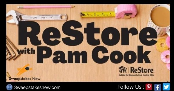 WHBC ReStore With Pam Cook Contest