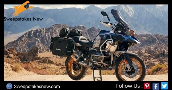 Omaze BMW GS Adventure Sweepstakes