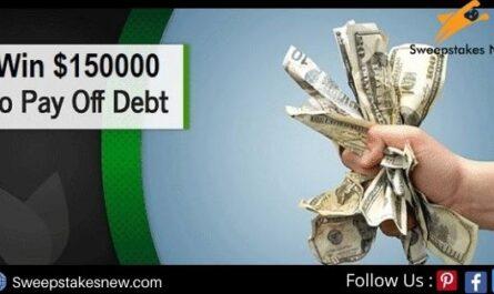 ilendi Pay Mortgage Sweepstakes