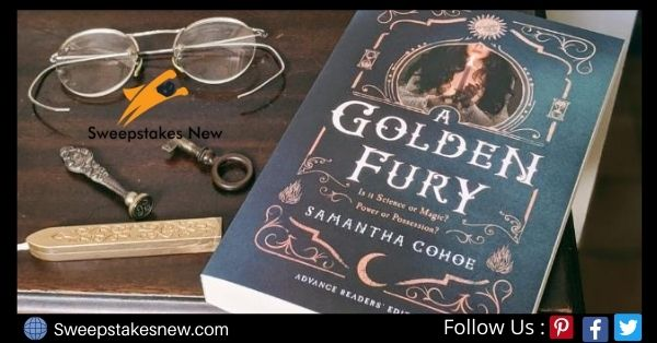 Macmillan A Golden Fury Sweepstakes