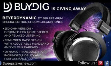 Beyerdynamic Headphones Giveaway