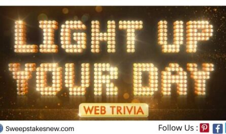 Kelly & Ryan Light Up Your Day Web Trivia Contest