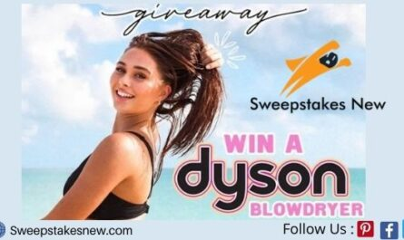 HAPARI Dyson Blowdryer Giveaway