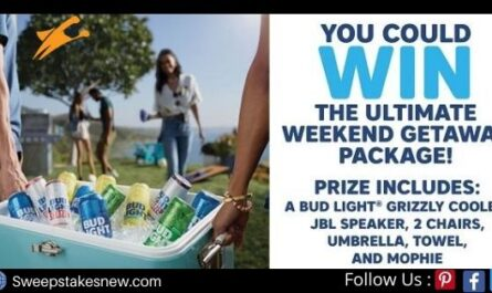 Bud Light Seltzer Weekender Sweepstakes