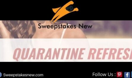 Premier Look Quarantine Refresh Giveaway