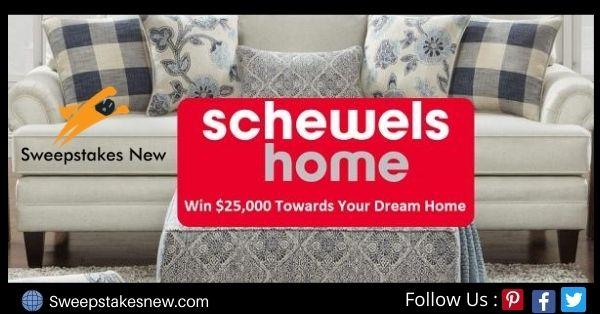 Schewels Home $25K Giveaway