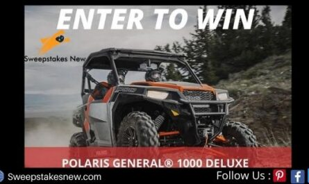 Car Throttle Polaris Giveaway