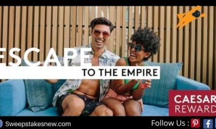 Good Morning America Escape to The Empire Sweepstakes