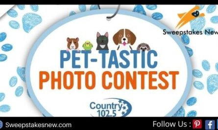 Country 102.5 Pet-Tastic Photo Contest