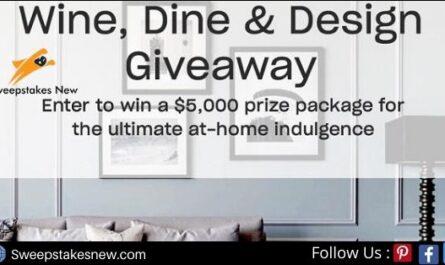 Decorilla Wine Dine and Design Giveaway