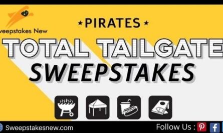 Pirates Tailgate Sweepstakes