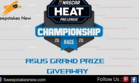 ENASCAR Heat Pro League Championship Giveaway