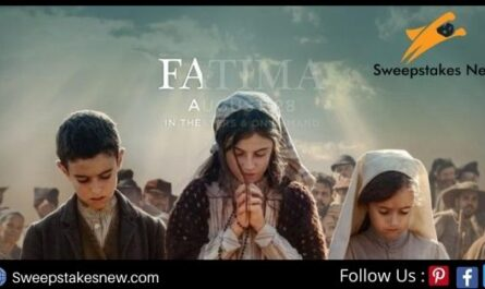 Picturehouse Fatima Sweepstakes