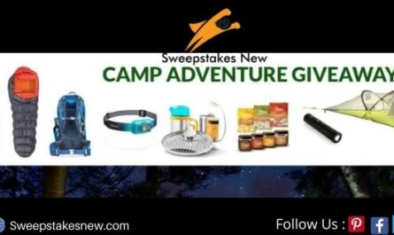The Nomadik Camp Adventure Giveaway