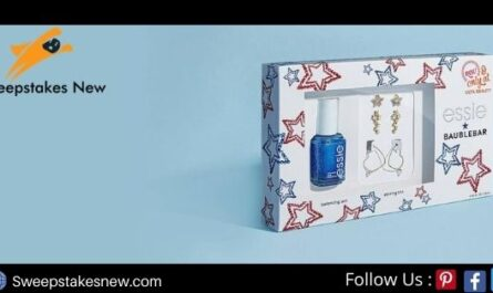 Essie x BaubleBar Sweepstakes