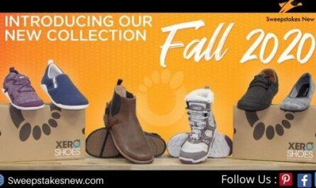 Xero Fall Shoes Giveaway