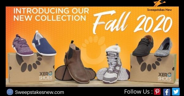 Xero Fall Shoes Giveaway