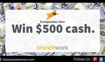Brunchwork $500 Giveaway