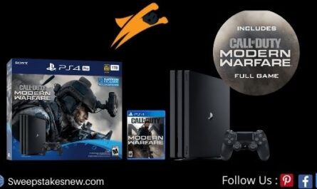 Wild Bill's Official PS4 Pro Giveaway