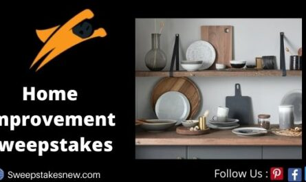 Find Keep Love Home Improvement Sweepstakes