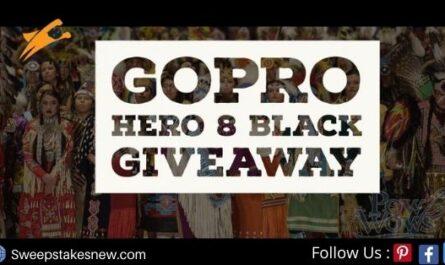 PowWows GoPro Hero 8 Black Giveaway