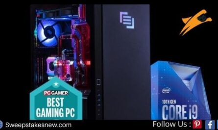 Maingear Intel Gamer Days Sweepstakes