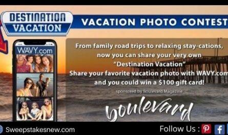 WAVY TV 10 Destination Vacation Photo Contest