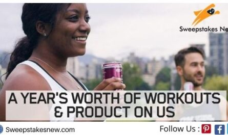 Optimum Nutrition Better Than Before Sweepstakes